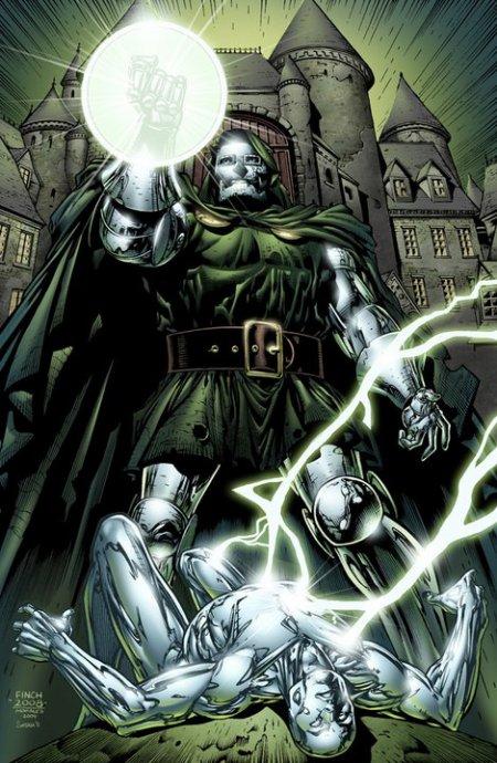 Le docteur Doom, un homme aux buts immenses