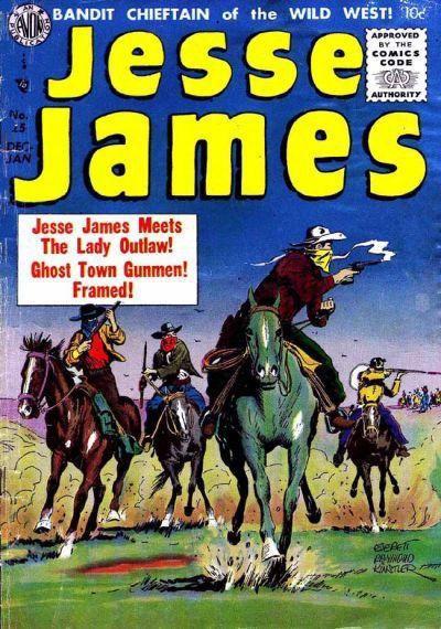 Les frères James, des bandits à la légende trop dorée