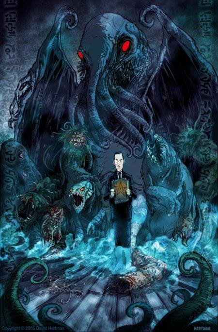 Howard Philips Lovecraft, un auteur inspiré par ses propres démons