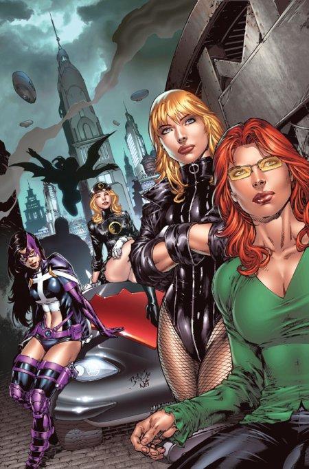 Lady blackhawk, une super héroïne avec un beau palmarès