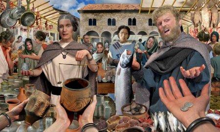 Le mode de vie Romano-Breton entre le Ve et le VIe siècles