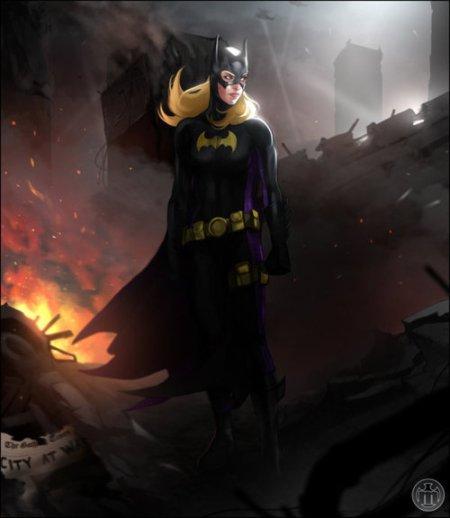 Stéphanie Brown, une super héroïne aux costumes multiples