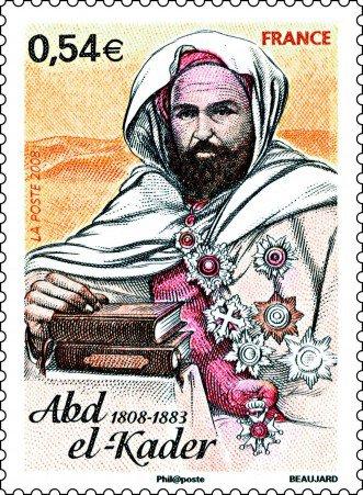 L'émir Abdelkader, un héros national algérien