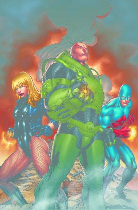 Lex luthor, la ruse face à la force