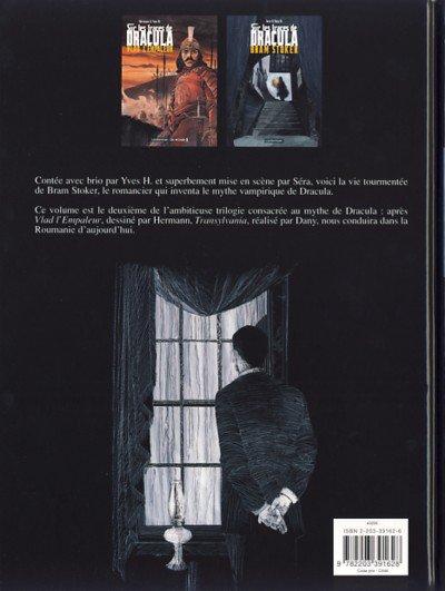 Bram Stoker, un auteur de romans fantastique inspiré