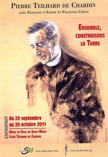 Pierre Teilhard de Chardin, un des théoriciens de l'évolution