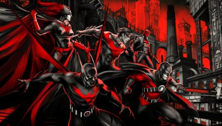Batwoman, une vigilante à la vie des plus sombre