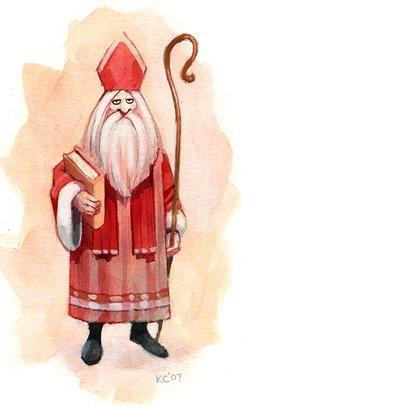 Nicolas de Myre, un évêque de son temps