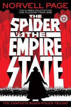 The Spider, Master of Men !