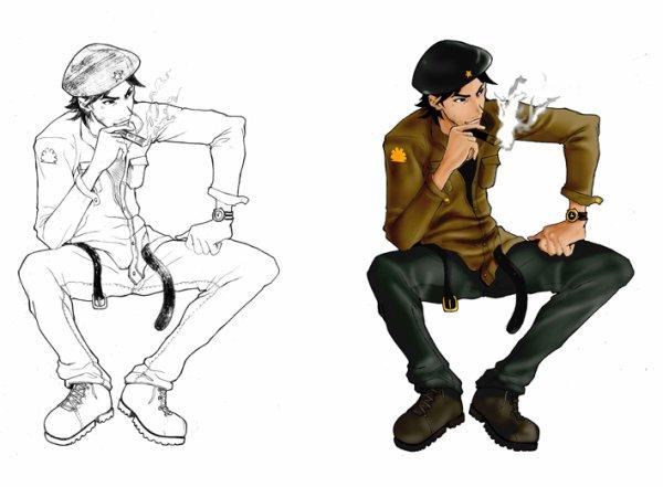 Che Guevara, le théoricien de la Révolution