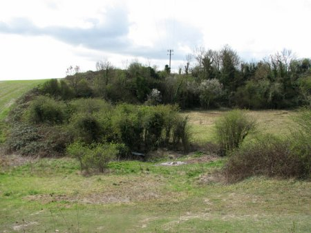 Haslingfield, un établissement anglo-saxon très instructif