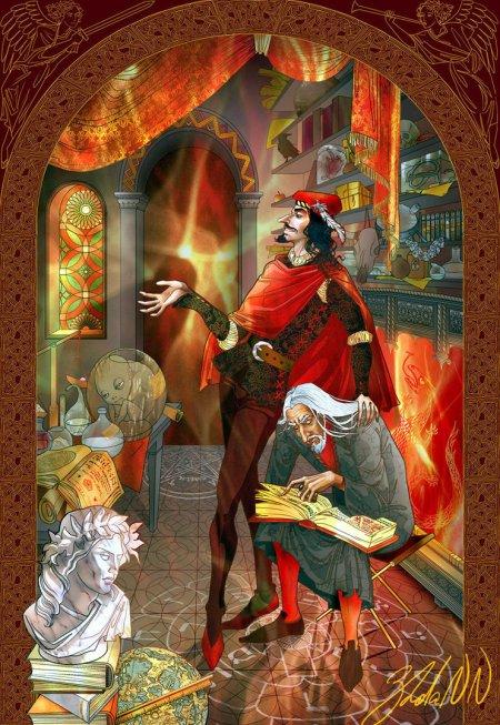 Georg Faust, un personnage historique devenu légendaire