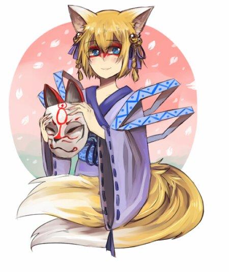 Inari, la divinité du riz