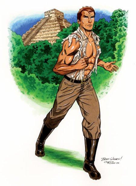 Doc Savage, l'Homme de Bronze