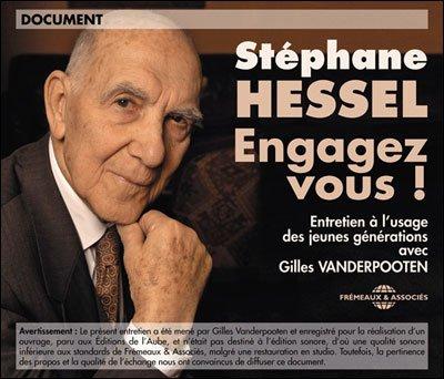 Stéphane Hessel, le combattant des droits de l'homme