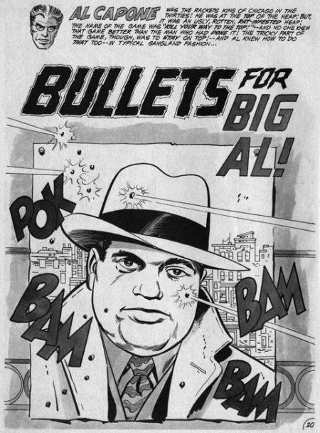 Al Capone, le goût du pouvoir