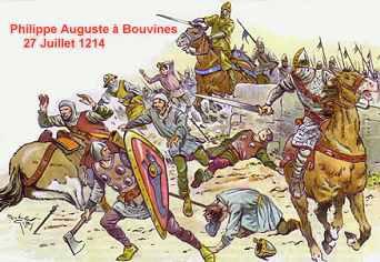 La bataille de Bouvines, ou la confirmation de la puissance française