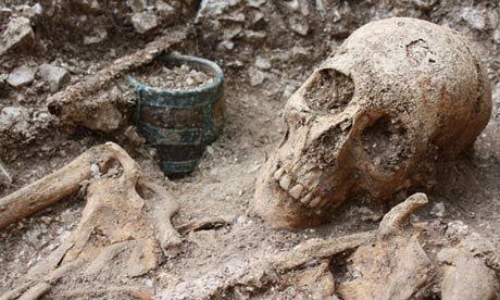 Salisbury, un site Brito-Romain devenu Saxon