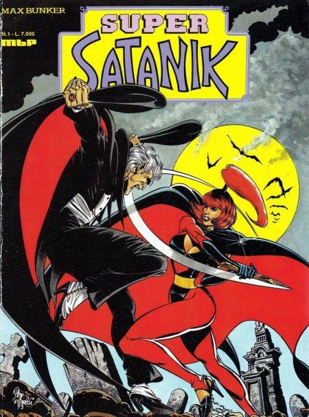 Satanik, le Kriminal féminin