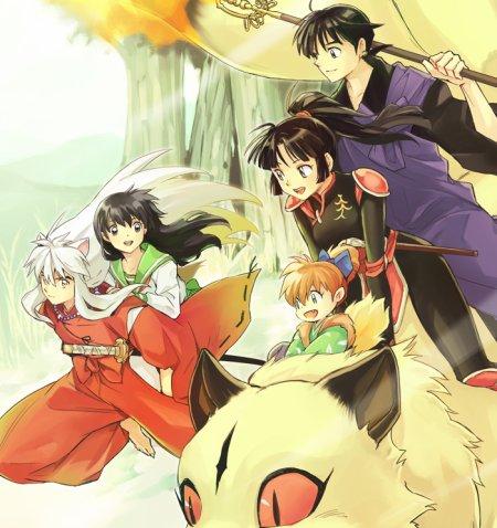 Inu-Yasha, un manga aux multiples ouvertures