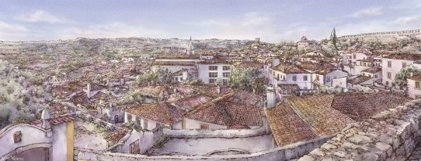 Óbidos, une ville monument