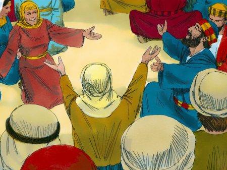 La Pentecôte ou la naissance d'un mouvement politique juif