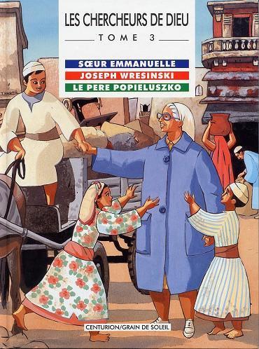 S½ur Emmanuelle, une femme de c½ur