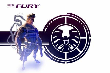 Nick Fury, un agent secret sachant naviguer entre les vagues