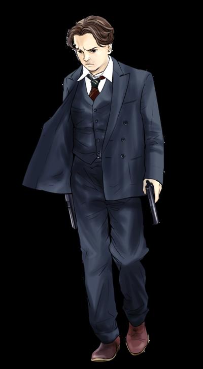John Dillinger, un braqueur de banque sachant jouer de son image