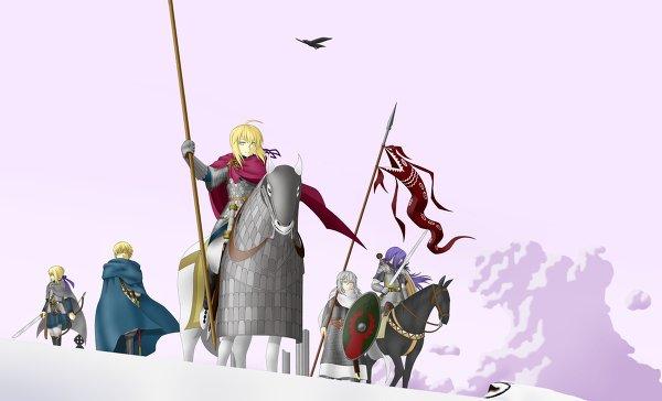 Un nouveau chef breton : Arthur ?