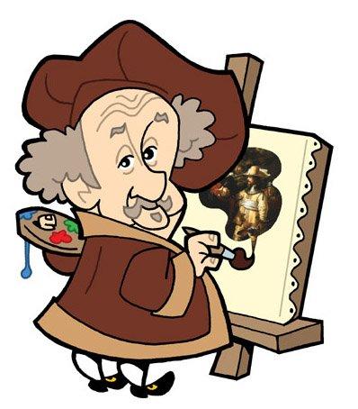 Rembrandt, le maître du clair-obscur