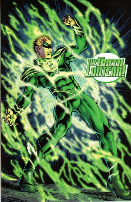 Alan Scott, le premier Green Lantern