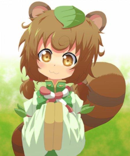 Le Tanuki, à la fois espiègle et sympathique