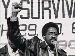 Bobby Seale, une solution alternative au mouvement des droits civiques