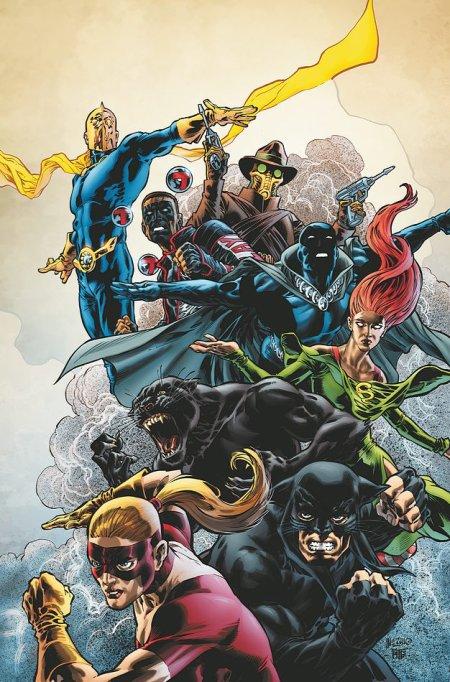 Justice Society of America (JSA), la première équipe de super héros