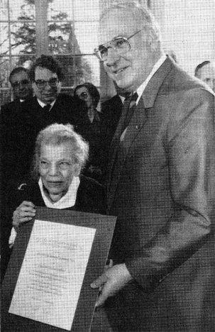Gertrud Luckner, un modèle de résistance