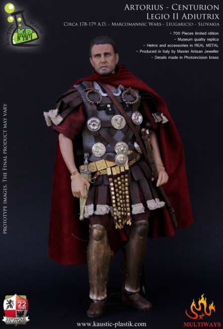 Lucius Artorius castus, le véritable roi Arthur ?