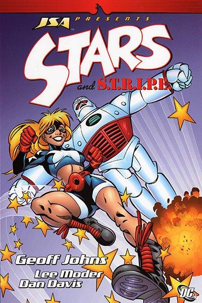 Stargirl, l'héritière de Star-Spangled Kid et de Starman
