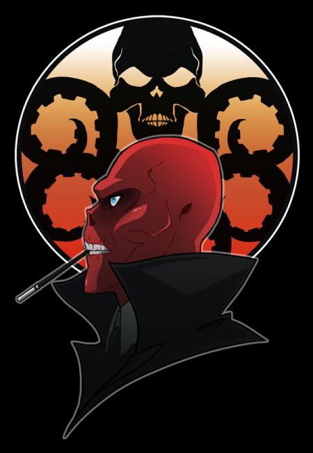 Red Skull, la catharsis des peurs américaines