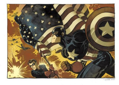 "James Buchanan ""Bucky"" Barnes, l'héritier de Captain America"
