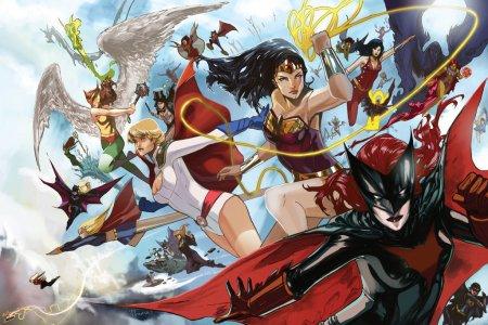 Wonder Woman, une super héroïne féministe