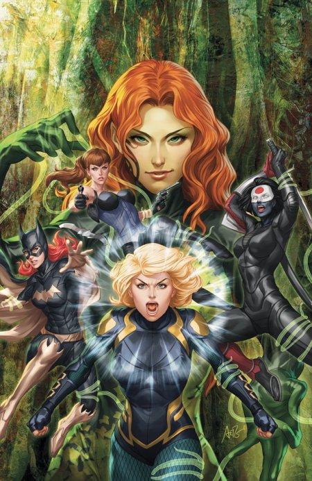 Poison Ivy, une adversaire au charme envoutant