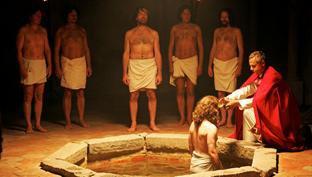 Ça s'est passé un  25 décembre : Le baptême de Clovis à Reims