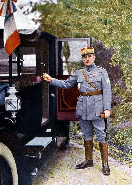 Ça s'est passé un 25 décembre : Nivelle remplace Joffre à la tête des armées françaises