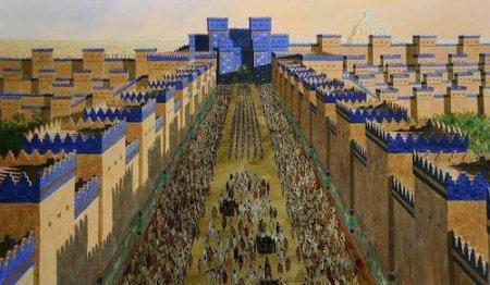 Akîtu, le Nouvel An babylonien