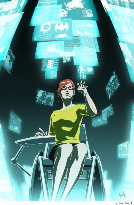 Barbara Gordon, une super héroïne à la carrière très mobile