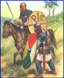 Quels types de troupes aurait pu commander Arthur ?