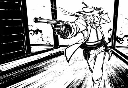 Wyatt Earp, une justice aux m½urs douteuses