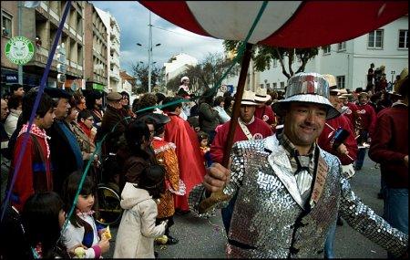 Le carnaval au Portugal