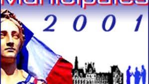 Les élections municipales de 2001